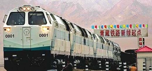 china tibet train