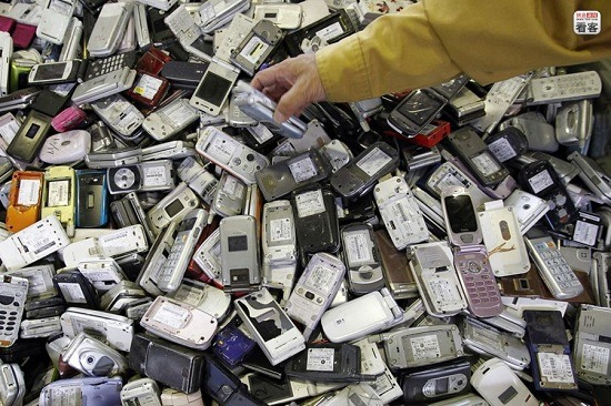 e-waste pollution in China