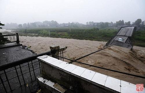 Chengdu Chongzhou Laodingjiang Bridge