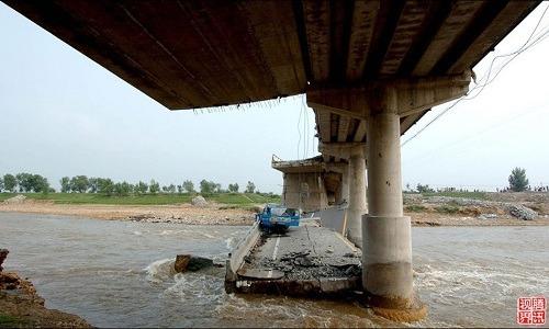 Liaoning Yingkou Xiongyue Bridge