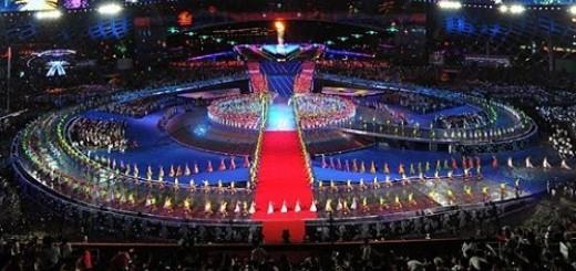 Universiade 2011 Shenzhen opening ceremony