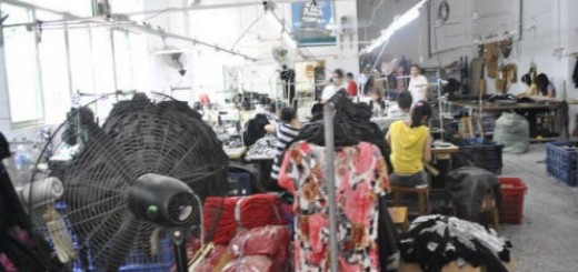 Chinese post 90s migrant workers youth to factory