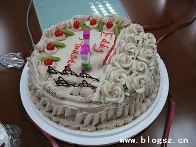 birthday cake china