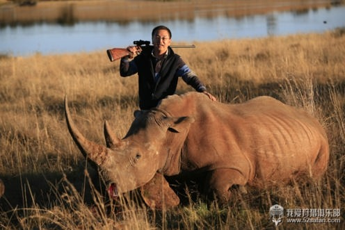 big game hunting a new sport for chinese tycoons
