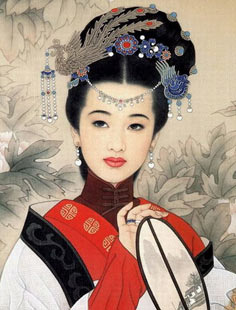 Top 10 Charming Beauties In Ancient China