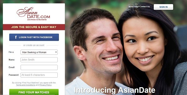 Best asian dating site only
