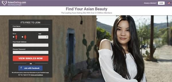 Asian girls site