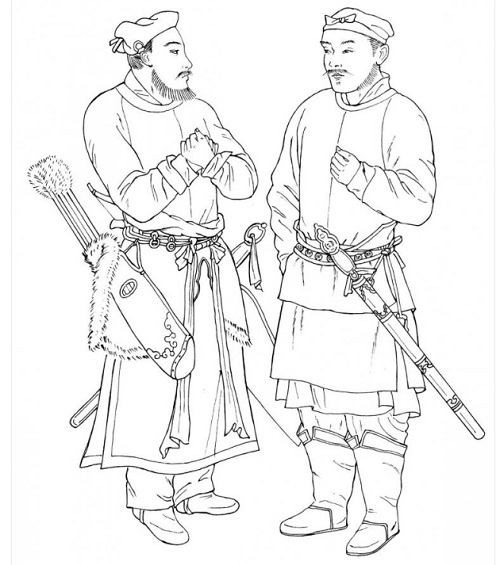Song Dynasty Clothing Men | www.imgkid.com - The Image Kid ... - photo #13