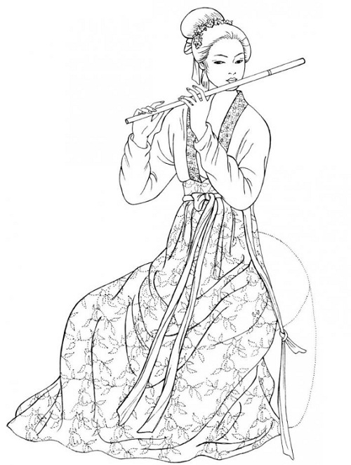 15 Pictures Of Traditional Chinese Clothes In Song And