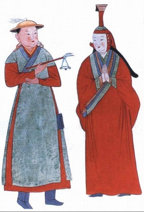 Yuan dynasty clothesYuan Dynasty Clothing