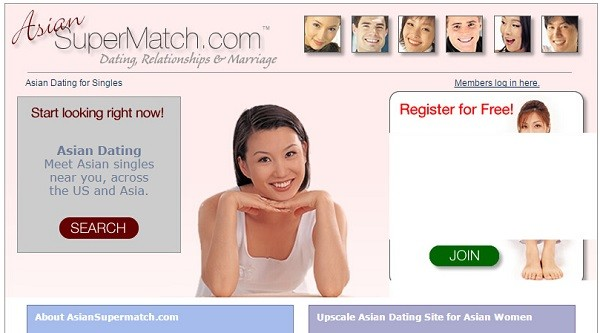 Search asian dating