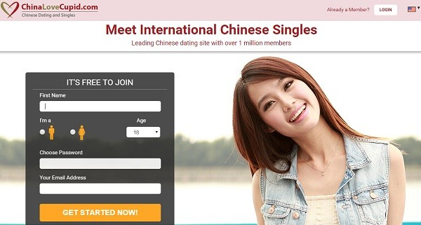 Free dating chinese women in usa
