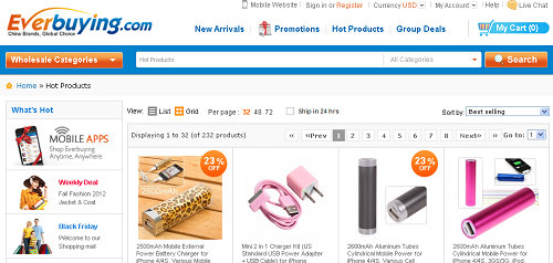 78889dfc5 Everbuying.com is a leading online wholesale website from China ...