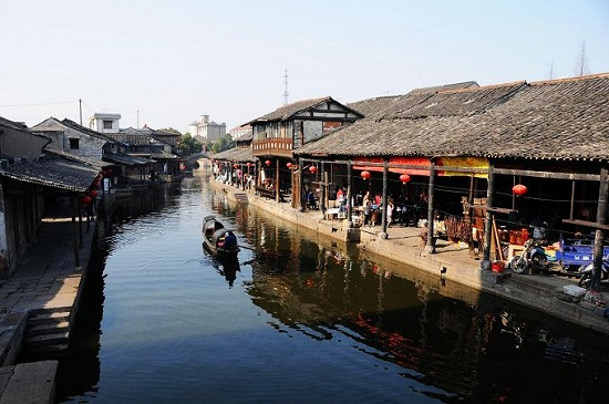 Anchang Water Town