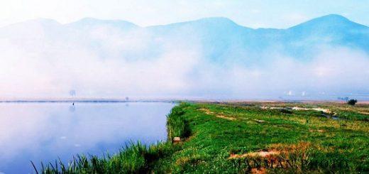 Dajiu Lake Wetland Park