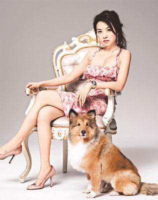 The 12 Rich & Beautiful Chinese Women