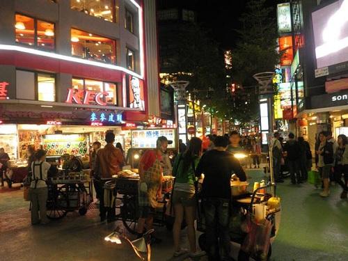 Ximending, Taipei