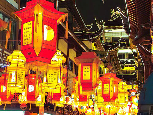 Learn the traditional Chinese culture