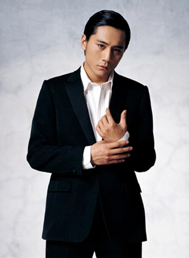the 10 most handsome man in china