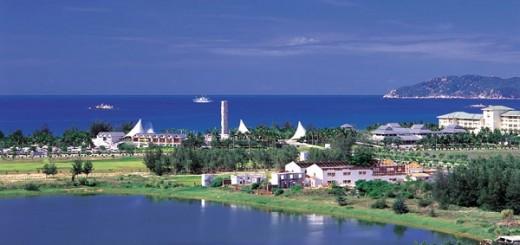 Sanya Coastal City