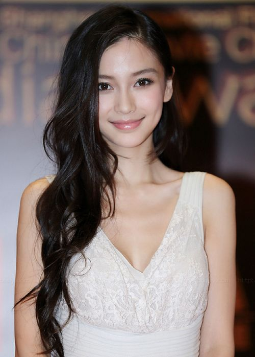 Top 10 Beautiful Chinese Girls Of 2013