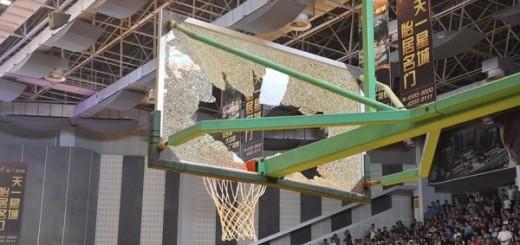 broken backboard china