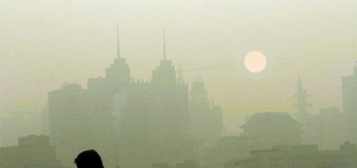 Lanzhou Pollution