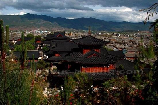 Lijiang city yunnan