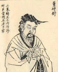 Dong Zhongshu Human Nature