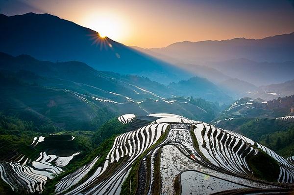 top 10 beautiful terraced fields in china