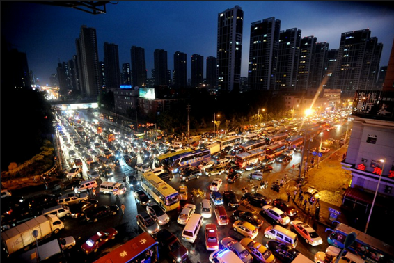 Contact Capital One >> 10 China Cities With The Worst Traffic Jams | China Whisper