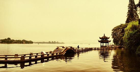 West Lake romance