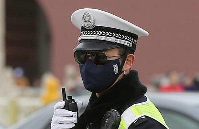 china face mask