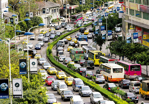 traffic jam solution Traffic control systems have direct influence on traffic problems which is help to improve traffic flow and reduce traffic congestion usually, traffic jams are effect traffic congestion by traffic control system because traffic approaches or solution for traffic congestion.