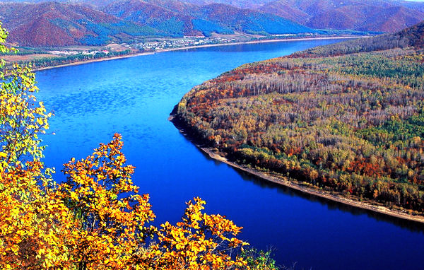 Хэйлунцзян река