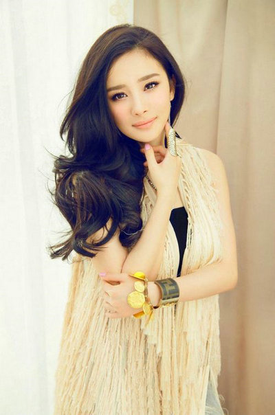 Most beautiful chinese girl