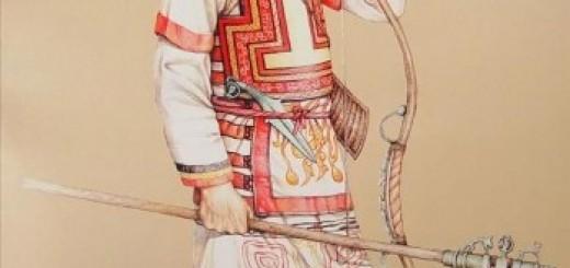 Shang Dynasty army uniform