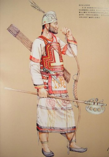 Shang Dynasty army uniform
