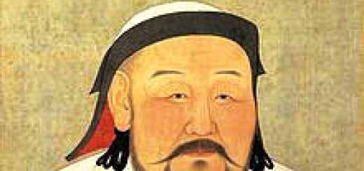 Emperor Kublai Khan