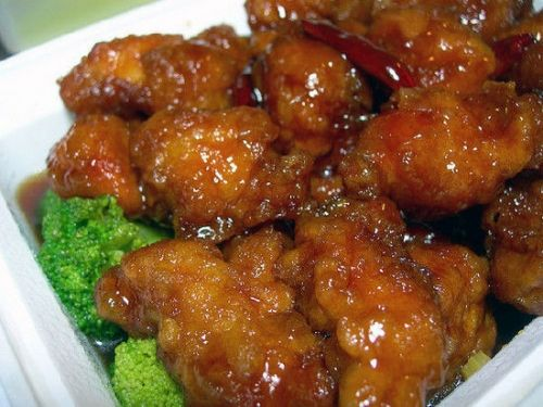 General Tso's Chicken, though with a Chinese name, is not a Chinese ...