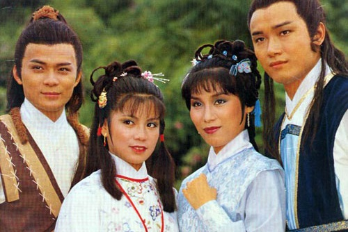 The Legend of the Condor Heroes tv series