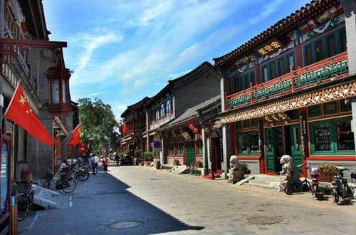 liulichang antique street