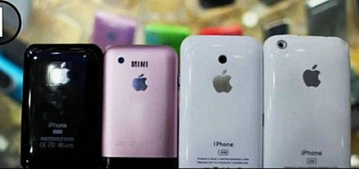 Apple products copycats