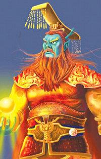 dragon king emperor of jade