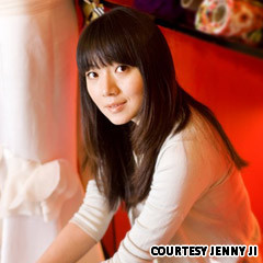 Top Chinese Fashion Designers Image Designer Jenny Ji