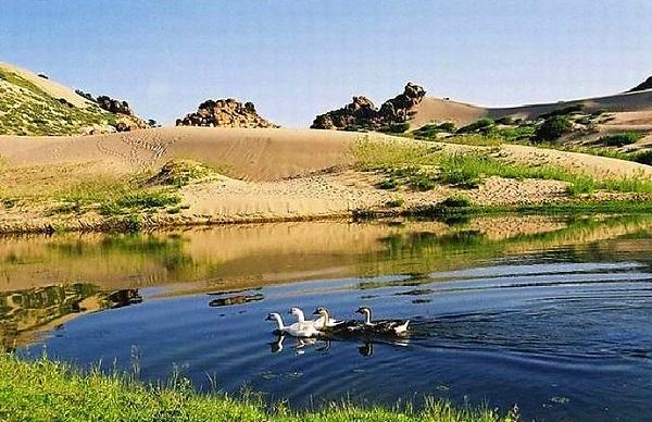shahu lake desert