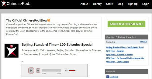 Learn Chinese Online with Podcasts - ChineseClass101