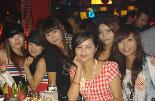 guangzhou girls