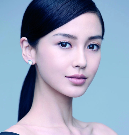 Angelababy beauty
