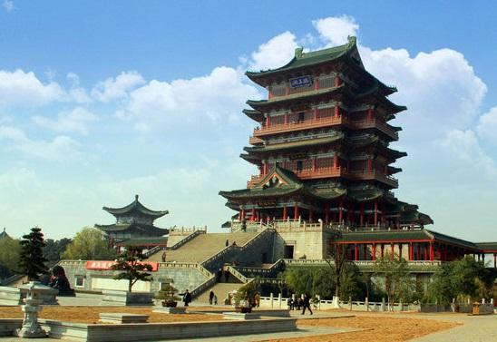 Tengwang Tower 1